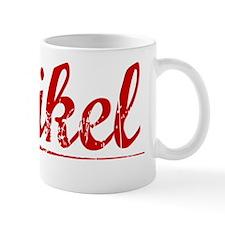 Mikel, Vintage Red Mug