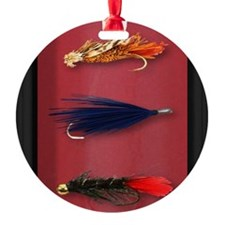 Fly-Fishing case Ornament
