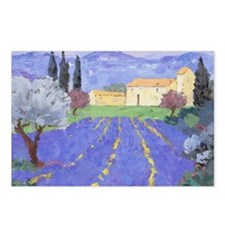 Lavender Farm Postcards (Package of 8)