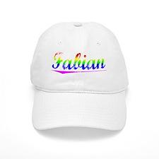 Fabian, Rainbow, Baseball Cap