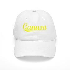 Gannon, Yellow Baseball Cap