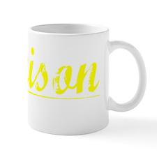 Garrison, Yellow Small Mug