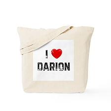 I * Darion Tote Bag