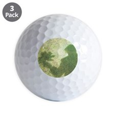 You Know How To Shadow It. Golf Ball