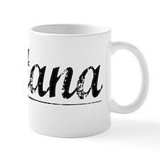 Santana, Vintage Small Mug