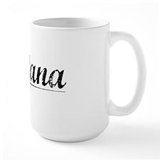 Santana, Vintage Mug