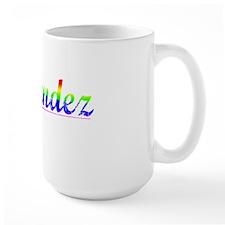 Fernandez, Rainbow, Mug