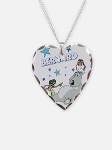 Bernard Bear Necklace