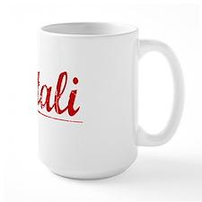 Natali, Vintage Red Mug
