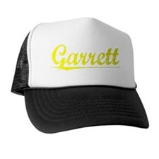 Garrett, Yellow Trucker Hat