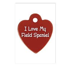 Love My Field Postcards (Package of 8)