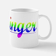 Flickinger, Rainbow, Mug
