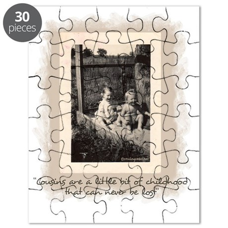 Cousins and Childhood Puzzle