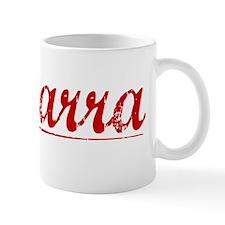 Navarra, Vintage Red Mug