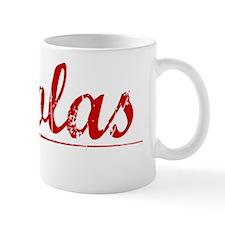 Nicolas, Vintage Red Mug