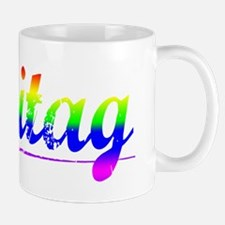 Freitag, Rainbow, Mug