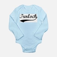 Turlock - Vintage Infant Creeper Body Suit