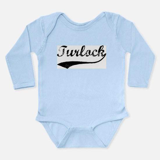 Turlock - Vintage Infant Creeper Body Suit