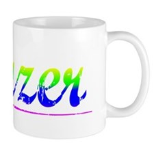 Frazer, Rainbow, Small Mug