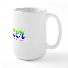 Frazer, Rainbow, Mug