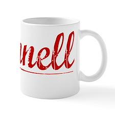 Oconnell, Vintage Red Mug