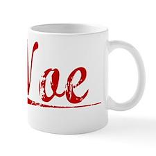 Noe, Vintage Red Mug