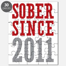 Sober Since 2011 Puzzle