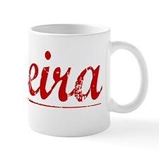 Oliveira, Vintage Red Mug