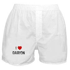I * Darion Boxer Shorts