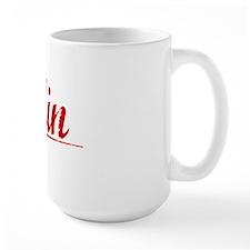 Olin, Vintage Red Mug