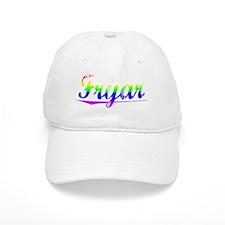 Fryar, Rainbow, Baseball Cap