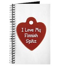 Love My Spitz Journal