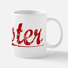 Oster, Vintage Red Mug