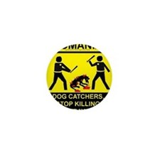 Dog catchers Mini Button