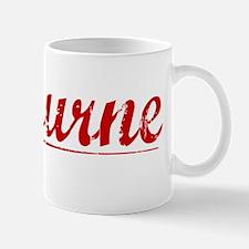 Osbourne, Vintage Red Mug