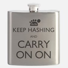 Keep Hashing And Carry On On Flask