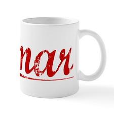 Omar, Vintage Red Mug