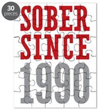 Sober Since 1990 Puzzle