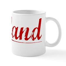 Outland, Vintage Red Mug