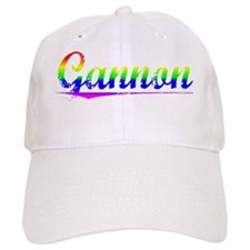 Gannon, Rainbow, Baseball Cap