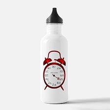 Red Alarm April Due Da Water Bottle