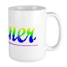 Garner, Rainbow, Mug
