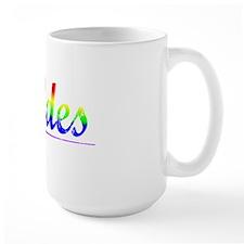 Geddes, Rainbow, Mug