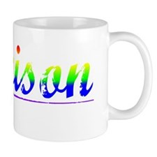 Garrison, Rainbow, Mug
