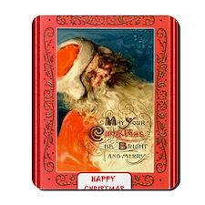 Meet Santa Claus Mousepad