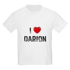 I * Darion Kids T-Shirt