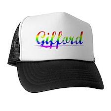 Gifford, Rainbow, Trucker Hat