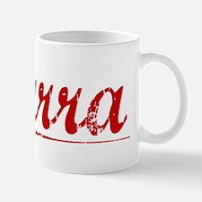 Parra, Vintage Red Mug