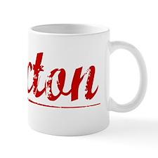 Paxton, Vintage Red Mug