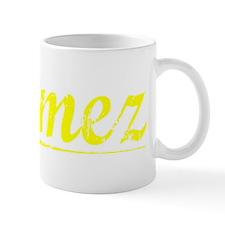 Gomez, Yellow Mug